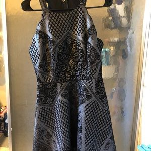 Party dress from Charlotte Russe